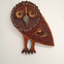The Trowel Owl