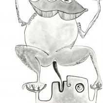Yolo Man & Xcited Frog